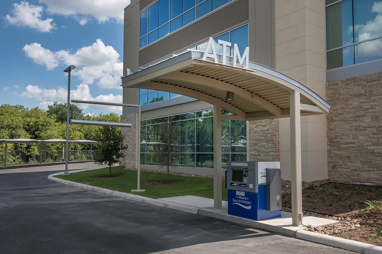 Bank Of San Antonio Metropolitan Contracting